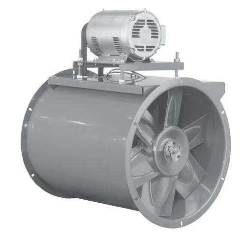 belt driven exhaust fan