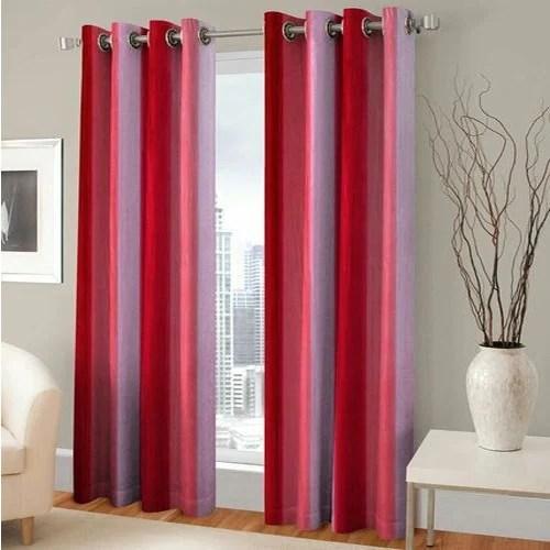 bedroom door curtain