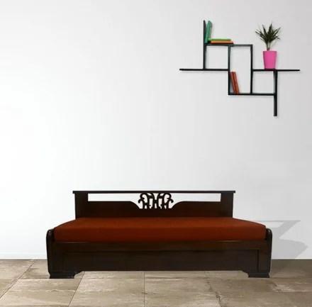 Solid Teak Wood Divan Bed