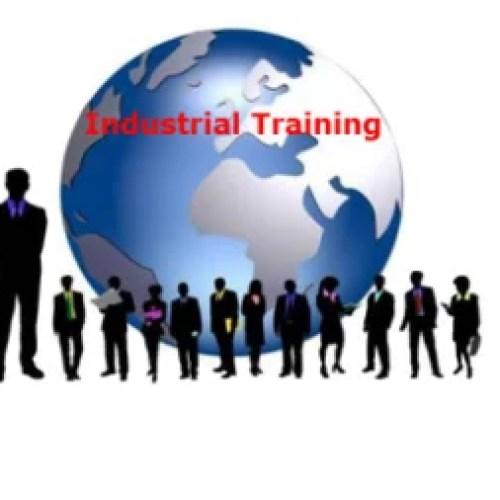 تدريب صناعي