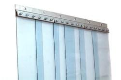 transparent ac strip curtain