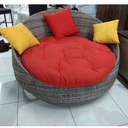 round patio daybed