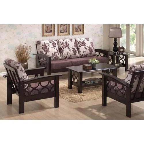 Wooden Sofa Set Design Photos