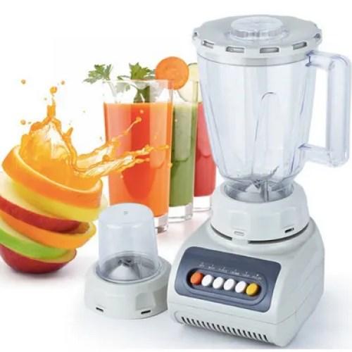 Koollin 2-in-1 Electric Mixer Juicer Food Processor Smoothie Maker, Model Number: KA045