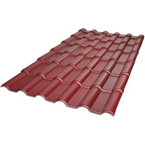 upvc tile roof sheet