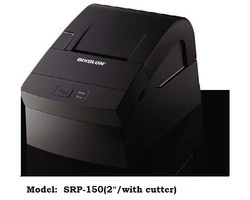 Bixolon 2 Inches Thermal Receipt Printer with Cutter   Bixolon 2     Bixolon 2 Inches Thermal Printer With Cutter USB