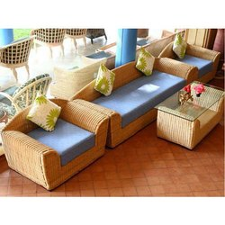 We may earn commission on some of the items you choose to buy. Cane Sofa Set at Best Price in India