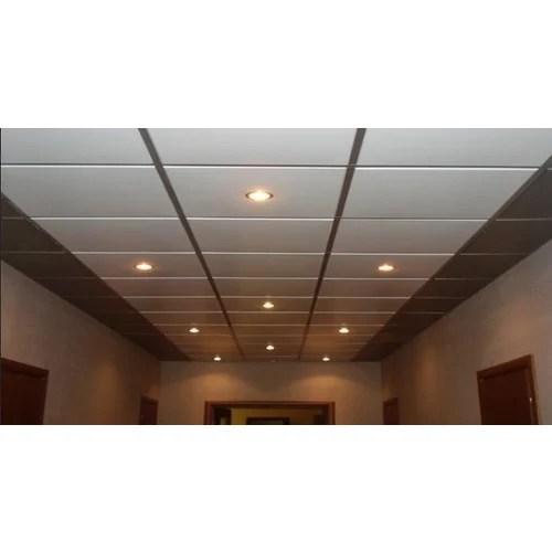 lay in ceiling tile