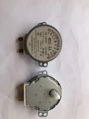 220 v microwave turntable motor