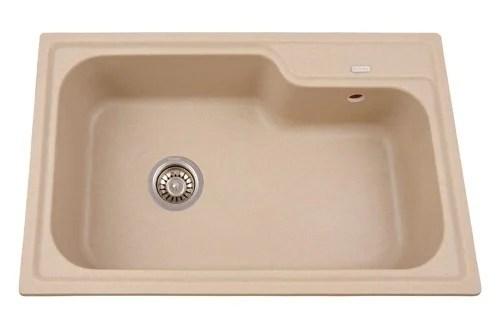 sleek quartz kitchen sinks iq2918