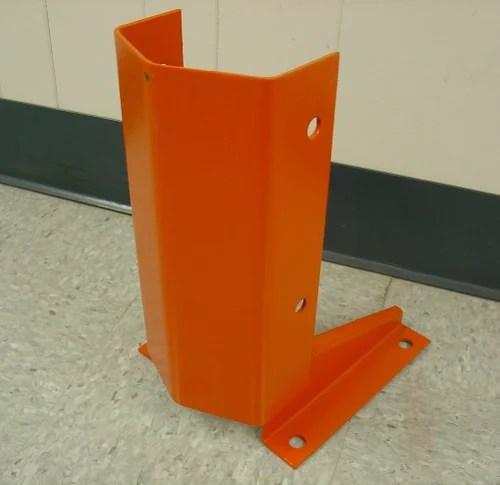 pallet rack safety guard