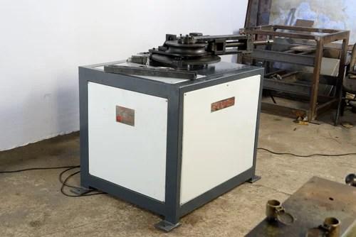 2 5 inch gear motor base pipe bending machine