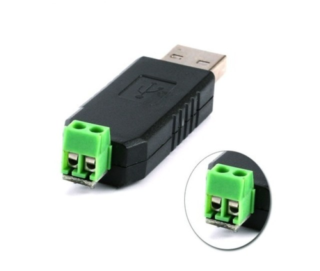 Usb To Rs 232 485 Converter