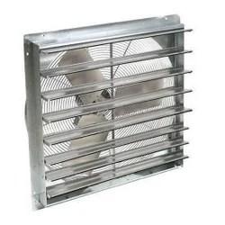 exhaust ventilation louver