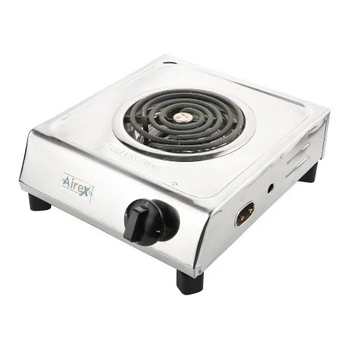Airex 2000w Stainless Steel Portable Electric Stove Hot Coil Type At Rs 890 Piece Electric Stove Id 22253338948