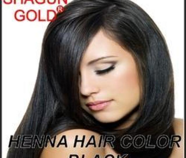 Natural Indigo Black Henna
