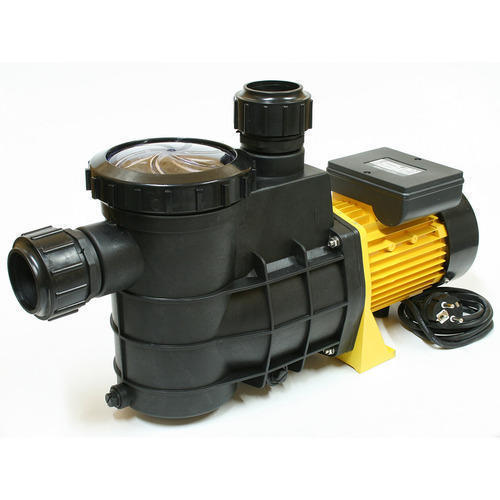 20,000 (gallons) / 2400 (gallons per hour) = 8.3 hours. 2hp Swimming Pool Pump With Pre Filter Prime Water Corporation Id 9521059955