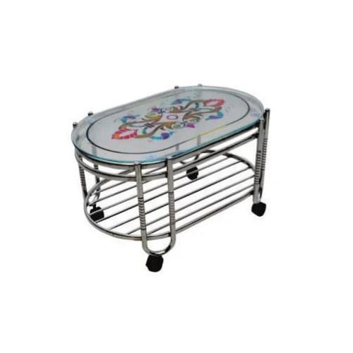decorative ss tea table