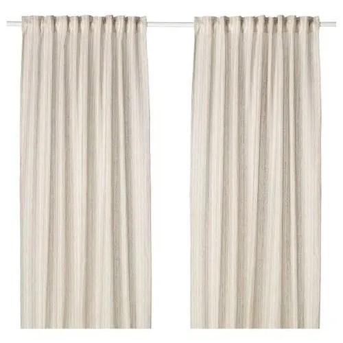 plain curtain fabric