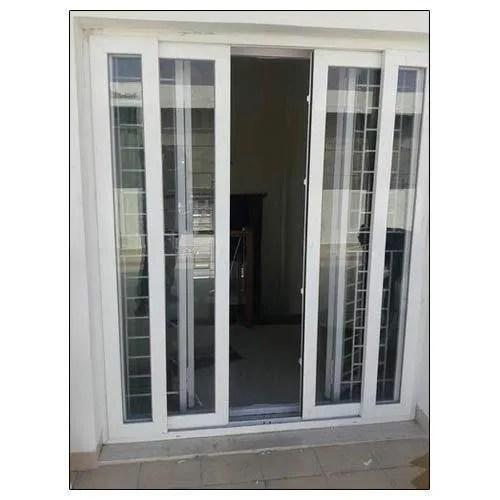 lg hausys upvc double sliding door