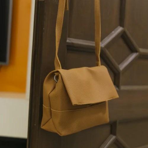 Legal Bribe Tan Simple Sling Bag, Rs 535 /piece Legal Bribe   ID:  14567822830