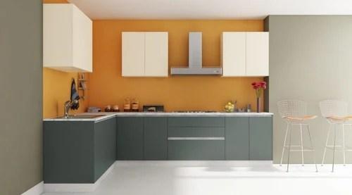 L Shaped Kitchen Interior Design