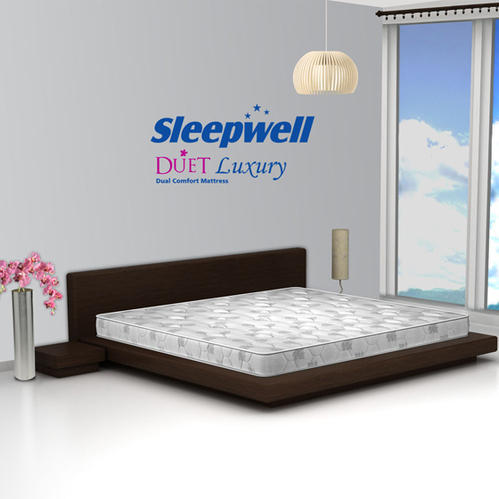 Sleepwell Bed Mattress Amity Spring And Memory Foam Manufacturer From Bengaluru
