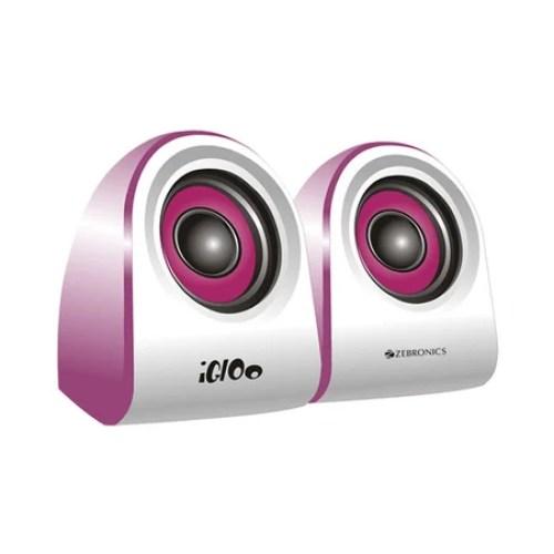 Zebronics Igloo 2.0 Multimedia Speaker