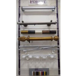 designer curtain rods manufacturer from