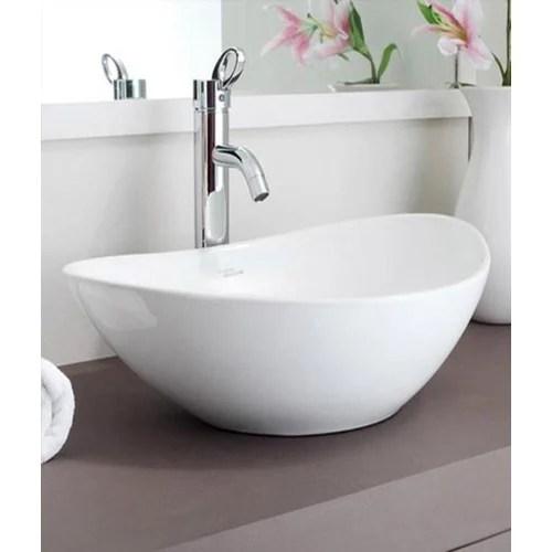 table top bathroom wash basin at rs 6000 /piece | bathroom wash