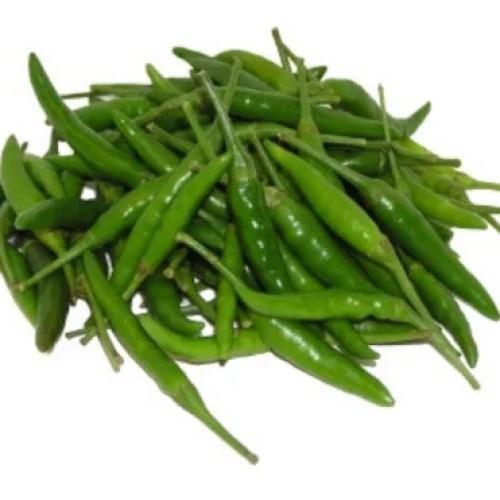 Green Chilli Small-Tikkhi Mirch at Rs 25/gram | Jagatpura | Jaipur| ID:  19506126730