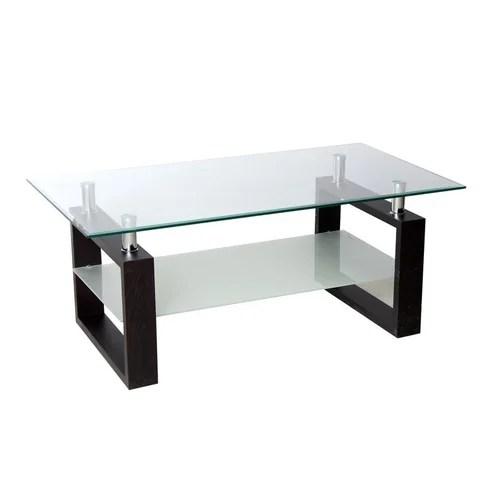 wooden designer coffee table