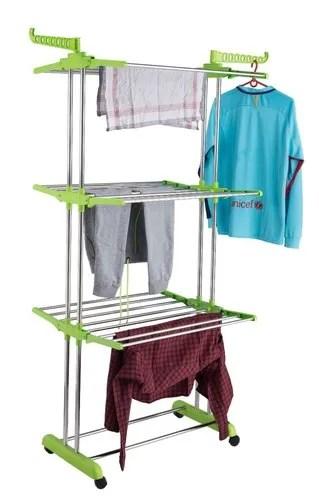 arabfox folding clothes rack