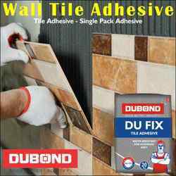 Tile Adhesive   Du Fix Tile Adhesive Manufacturer from Ahmedabad Du Fix Tile Adhesive