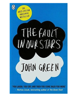 Image result for the fault in our stars book