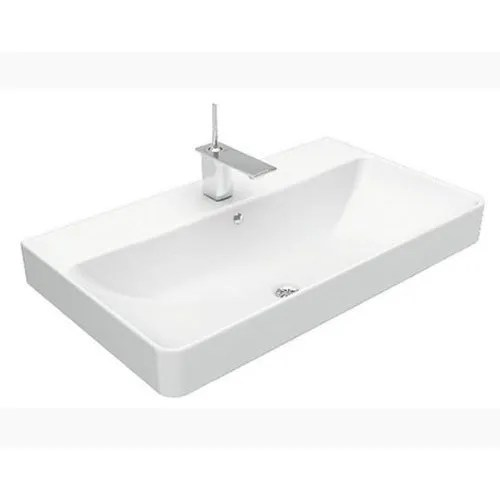 kohler vanity top with single faucet hole basin