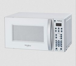 whirlpool magicook 20l solo microwave oven