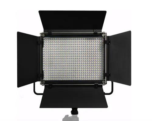 kodak v576m led video light for studio
