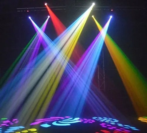 warm white led stage effect lighting