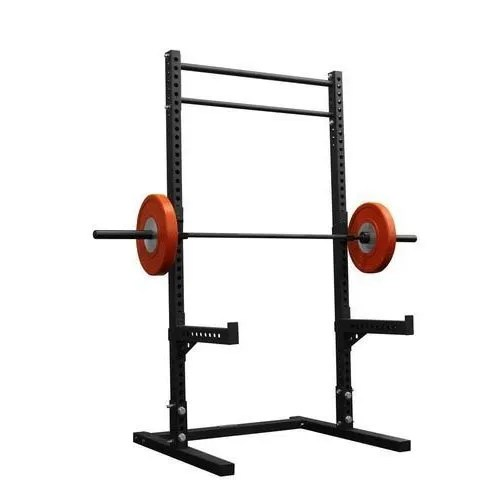 power rack with pull up bar