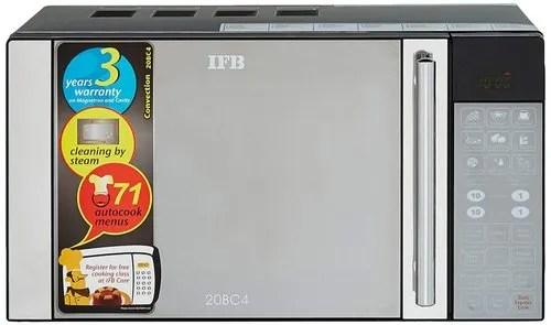 ifb 20bc4 20 litre 1200 watt convection microwave oven black