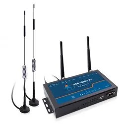 dual sim card 4g lte router industrial wireless router