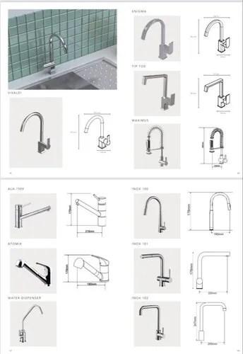 kitchen faucet carysil