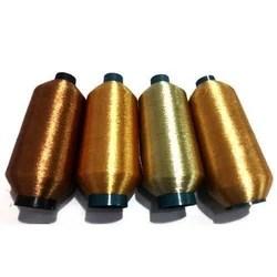 Image for metallic zari thread