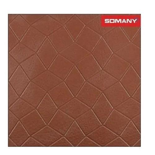 somany subway terracotta floor tile
