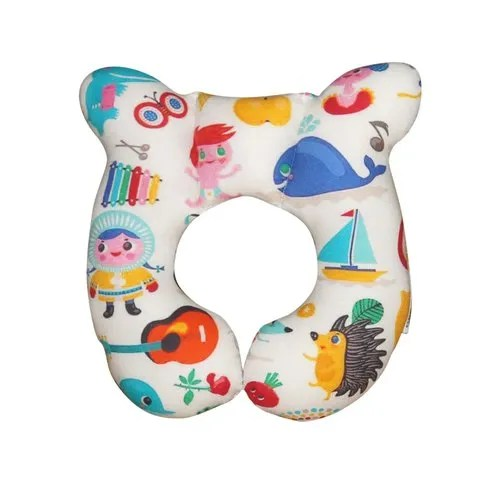 baby travel pillow infant head and neck support pillow for car seat