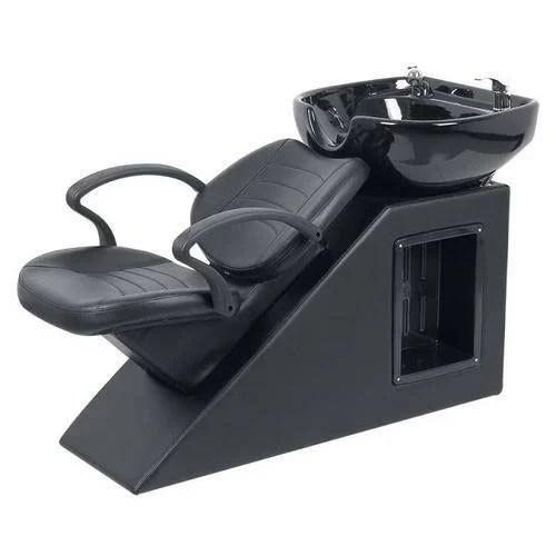 shampoo bowl sink chair