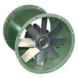 60 w tube axial fan