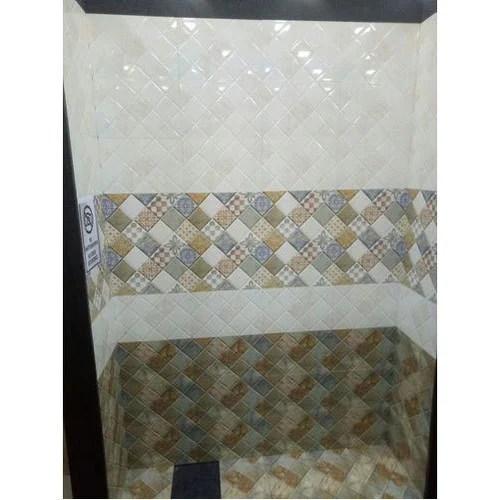 7 mm ceramic bathroom wall tile