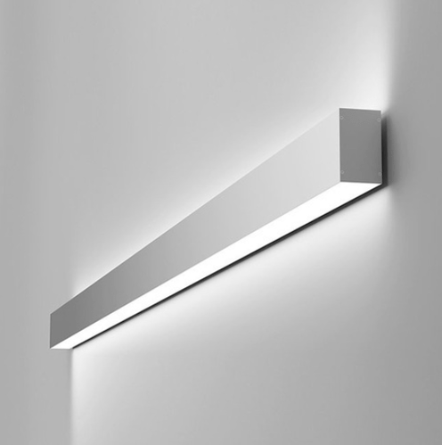 Metal Cool White LED Wall Mounted Lights, Shah Electronics ... on Wall Mounted Decorative Lights id=90767